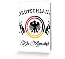 GERMANY NATIONAL TEAM FOOTBALL T-SHIRT Greeting Card