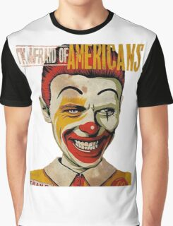 mcdonald of bowie Graphic T-Shirt