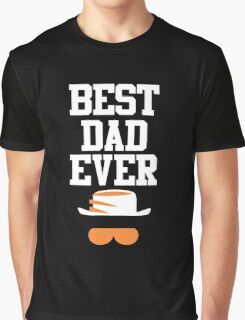 Best dad ever awesome we love papa funny tshirt Graphic T-Shirt