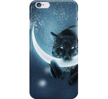 Monddieb iPhone Case/Skin