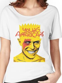 young americans of bowie Women's Relaxed Fit T-Shirt