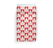 Image Not available: Red Duvet Cover
