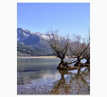 Willow Trees of Glenorchy, NZ Unisex T-Shirt