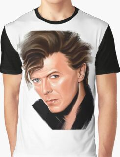 tribute of bowie Graphic T-Shirt