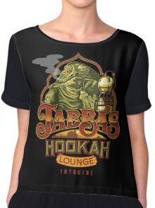 Jabba's Hookah Lounge Chiffon Top
