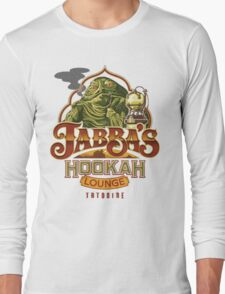 Jabba's Hookah Lounge Long Sleeve T-Shirt