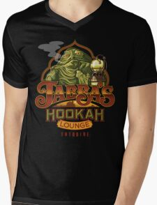 Jabba's Hookah Lounge Mens V-Neck T-Shirt