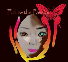 Follow the Passion by rainbow7iro