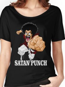Satan punch Women's Relaxed Fit T-Shirt
