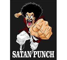 Satan punch Photographic Print