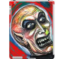 nosferatu the vampire iPad Case/Skin