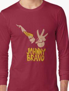 Johny Bravo Long Sleeve T-Shirt