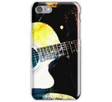 Guitar Colour iPhone Case/Skin
