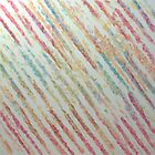Diagonal stripes painting  by lalylaura