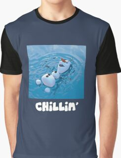 Olaf - Chillin' Graphic T-Shirt