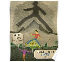 Just Get Over it Poster