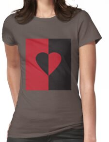 Queen of Hearts - Classic Womens Fitted T-Shirt