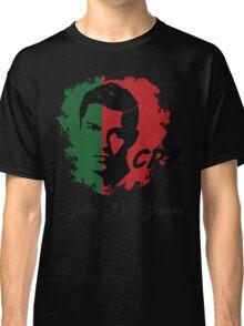 PORTUGAL CRISTIANO RONALDO WC 14 FOOTBALL T-SHIRT Classic T-Shirt