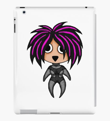 Kawaii Anime Chibi iPad Case/Skin