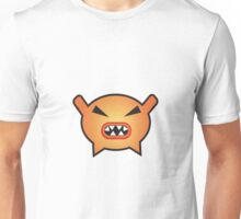 Orange Monster Unisex T-Shirt