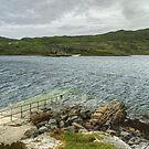 The Kylesku Slipway by Jamie  Green