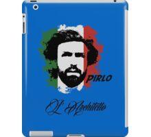 ITALIA ANDREA PIRLO WC 14 FOOTBALL T-SHIRT iPad Case/Skin