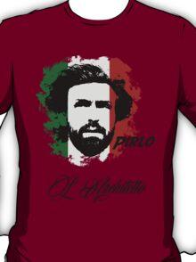 ITALIA ANDREA PIRLO WC 14 FOOTBALL T-SHIRT T-Shirt