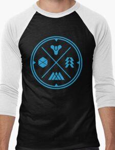 Choose Your Destiny Men's Baseball ¾ T-Shirt