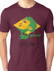 BRAZIL NEYMAR JR. WC 14 FOOTBALL T-SHIRT Unisex T-Shirt