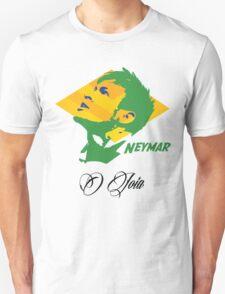 BRAZIL NEYMAR JR. WC 14 FOOTBALL T-SHIRT T-Shirt