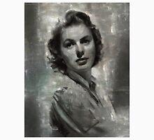 Ingrid Bergman by MB Unisex T-Shirt