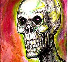 skull by dgstudio