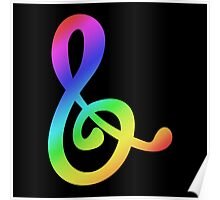 MLP - Cutie Mark Rainbow Special - Octavia Melody Poster