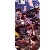 GOD EATER iPhone Case/Skin