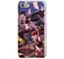 GOD EATER iPhone Case/Skin