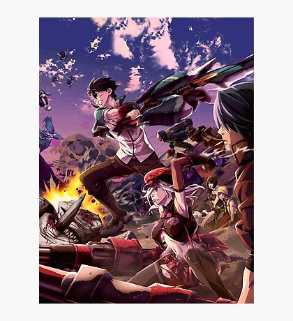 GOD EATER Photographic Print