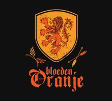Netherlands Bleed Oranje Unisex T-Shirt