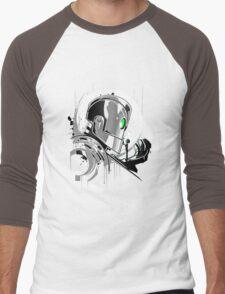 My Giant Friend Men's Baseball ¾ T-Shirt