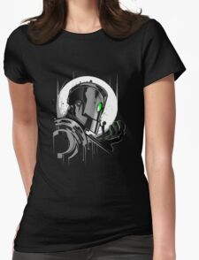 My Giant Friend Womens Fitted T-Shirt