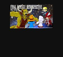Final Fantasy 1 Retrospective Unisex T-Shirt