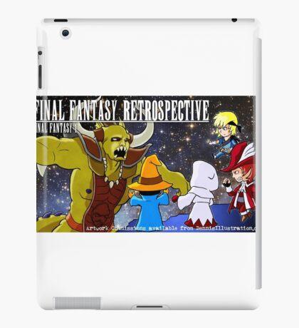 Final Fantasy 1 Retrospective iPad Case/Skin