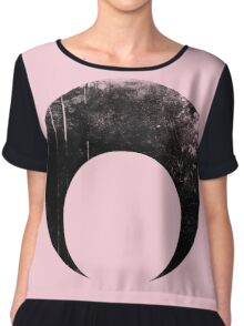 Sailor Moon Wicked Lady symbol Chiffon Top