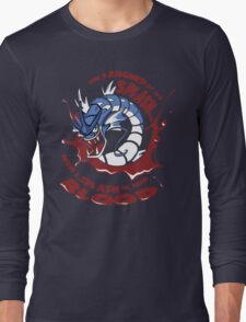 Gyrados Long Sleeve T-Shirt