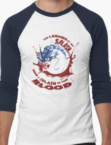 Gyrados Men's Baseball ¾ T-Shirt