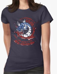 Gyrados Womens Fitted T-Shirt