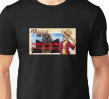 History Of One Piece: Captain Morgan Arc Unisex T-Shirt