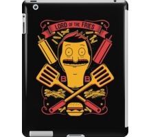 Lord Of The Fries iPad Case/Skin