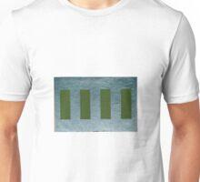 Green Pillars Unisex T-Shirt