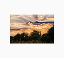 Redreaming Sempronius Sunset Series. Crepuscular rays 2 Unisex T-Shirt
