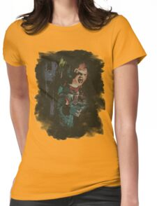 Chucky Womens Fitted T-Shirt